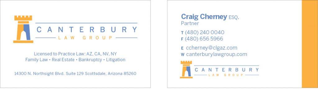 Canterbury Law Group-Craig Cherney, Esq.