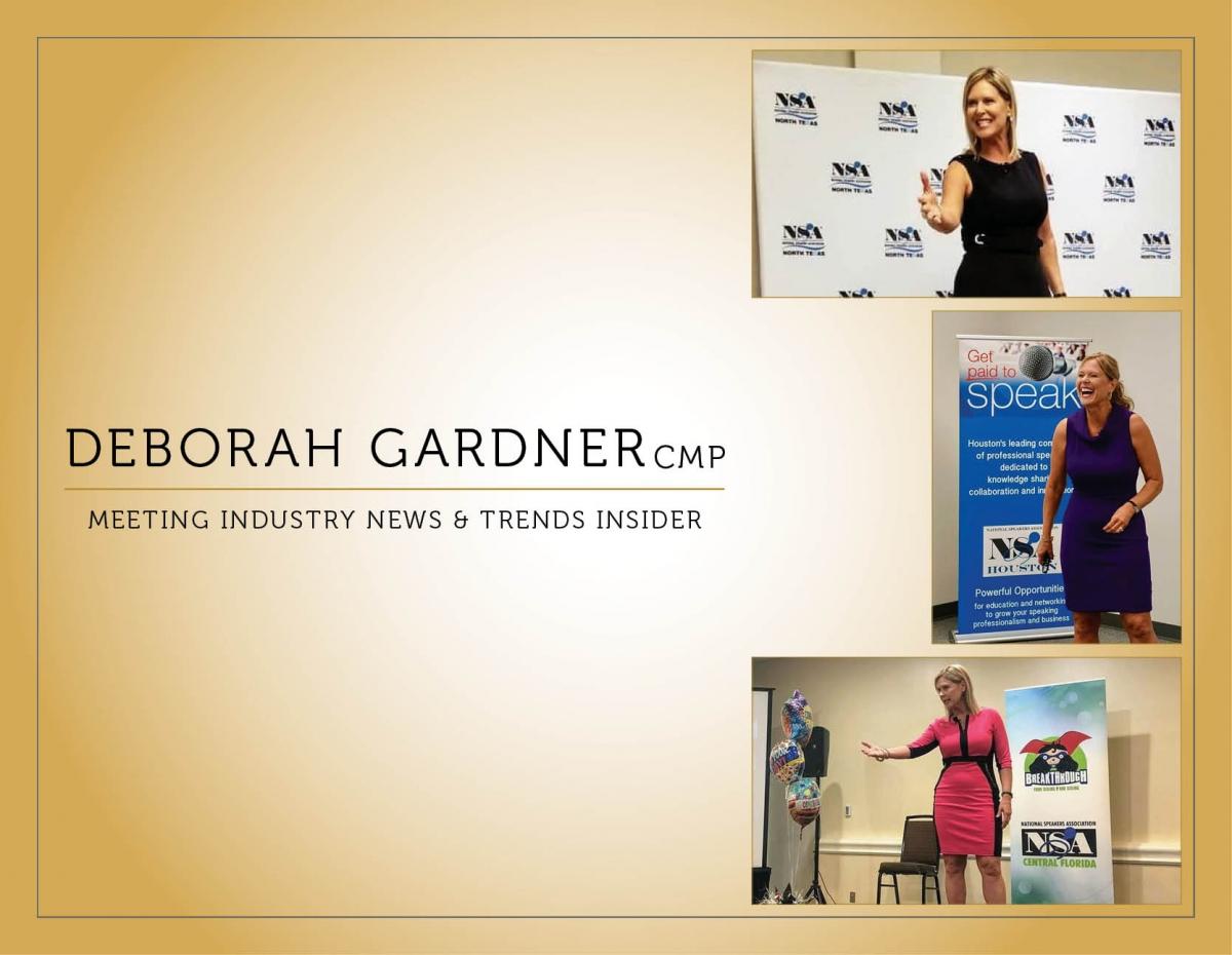 Deborah Gardner CMP new one sheet front side April 2019