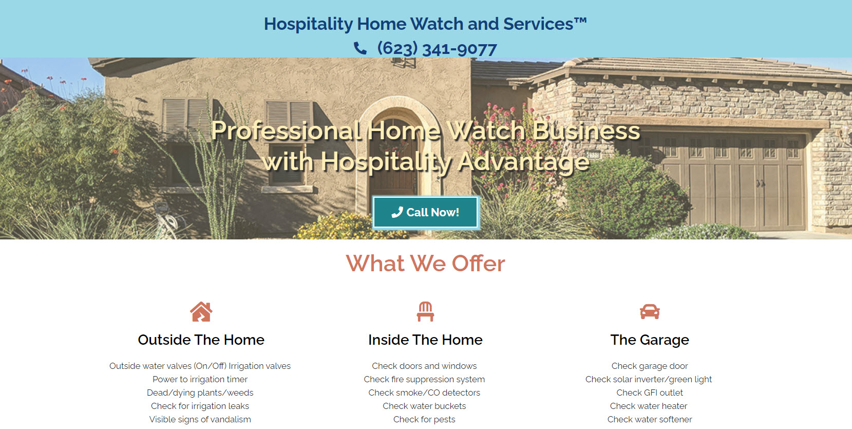 Hospitality Home Watch and Services Deborah Gardner