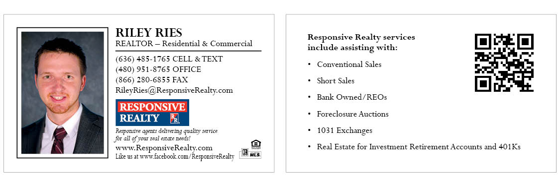 Responsive Realty-Riley Ries