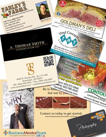 Visibly Media graphic design samples
