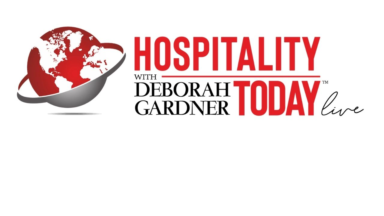 Tune in to Hospitality Today Live with Deborah Gardner every Tuesday 11am mst