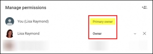 Visibly Media Marketing, Google My Business, primary ownership step 2