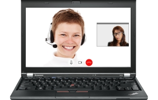 Visibly Media Marketing video conferencing online meeting