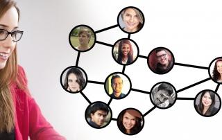 Visibly Media nano influencer networking