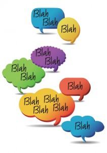 Blah-blah-blah complaints