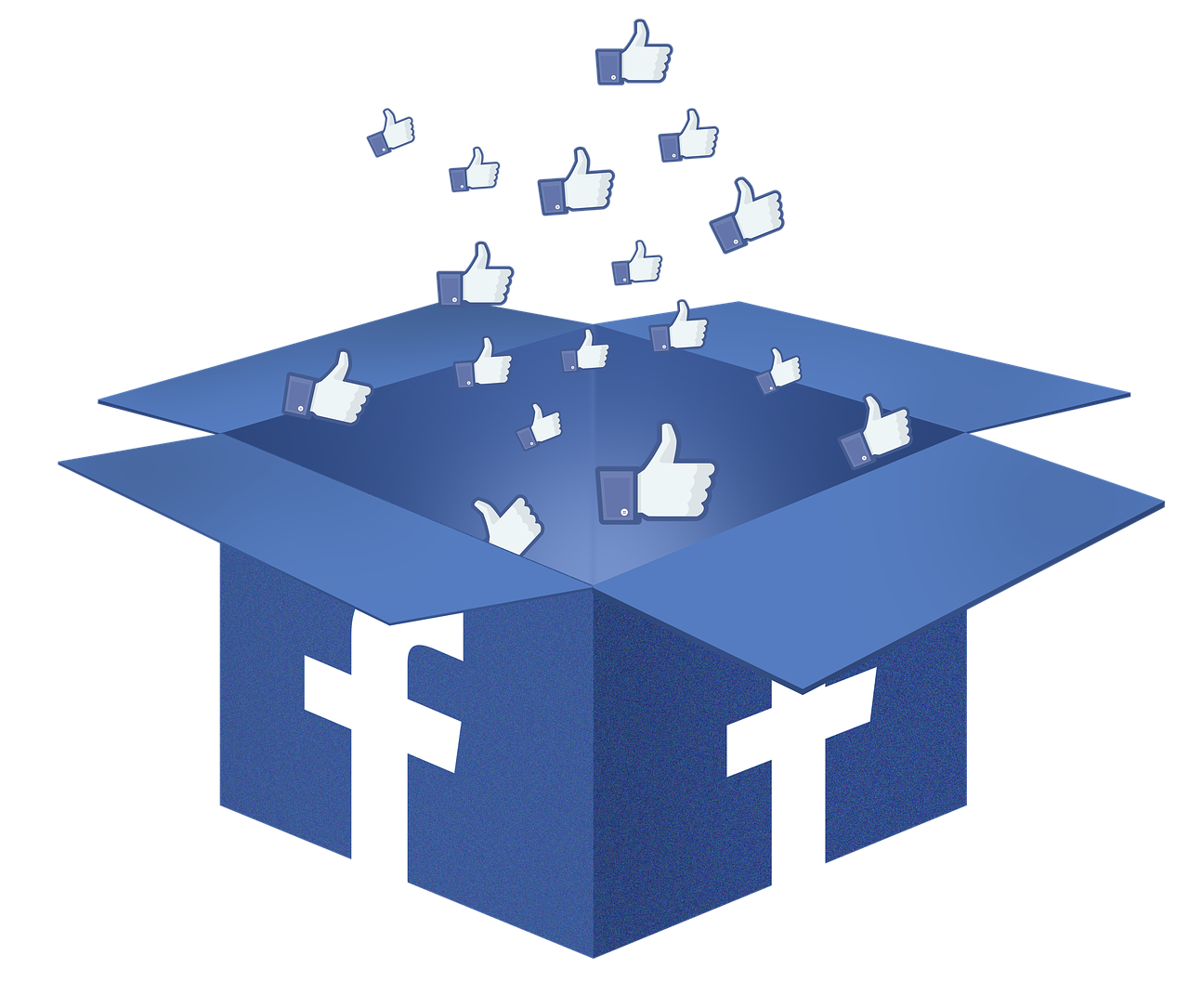 Visibly Media Marketing, Facebook Likes