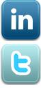 LinkedIn, Twitter