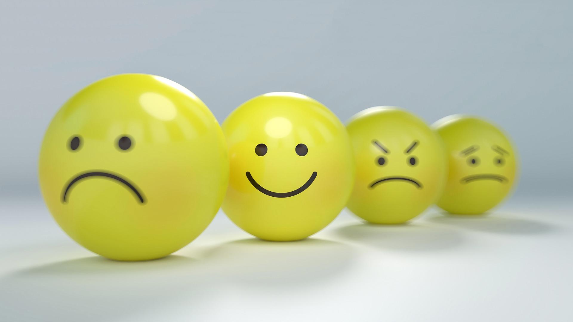 Visibly Media, social media like and dislike emoji